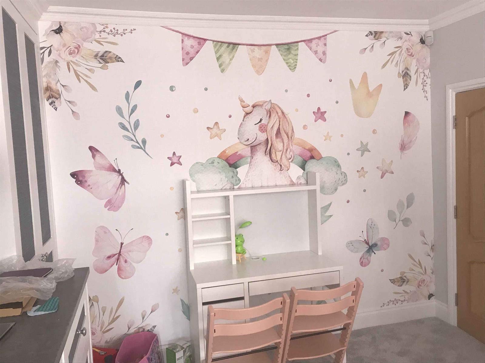 wallpapering-London